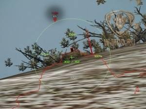 spectr20 в снайперском режиме