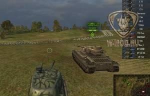 3д иконки в маркерах над танками