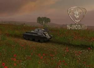 ЛТП на маковом поле